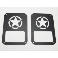 Best Star taillight cover for jeep wrangler taillamp cover auto parts car accessories wholesale