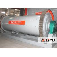 Best Professional Gold Industrial Ball Mill For Wet / Dry Grinding 110kw wholesale