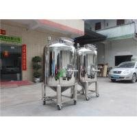 Best 5T Water Storage Tank Water Filter Housing For RO Water Plant wholesale