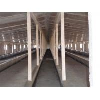 China Steel Sandwich Panel Material Poultry Steel Framing Systems For Breeding Chicken on sale