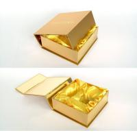 Best Customized Gold Present Wine Gift Cardboard Boxes with Lids for Wedding wholesale