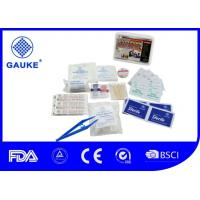 Small Bulk OSHA ANSI First Aid Kit Hygiene Set For Workplace Emergency Kit