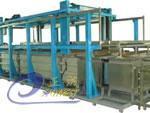 Electro Plasma deburring machine