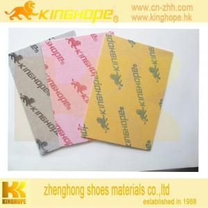 Best waterproof nonwoven fiber insole board wholesale