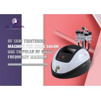 Cheap Vacuum Redundant Cellulites RF Cavitation Slimming Machine High Efficiency OEM for sale