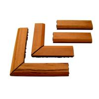 Best Tigerwood corner and straight reducer wholesale