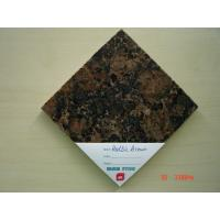 China Baltic Brown Granite Slab Tiles Cut To Size Polished Honed Flamed For Tops Vanity on sale