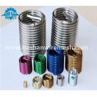 Best Manufacture superior quality wire thread insert stainless steel screw thread inserts with superior quality wholesale