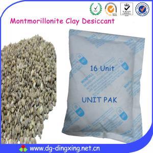 China Healthy Natural Calcium Bentonite 100G  Montmorillonite Clay Desiccant on sale
