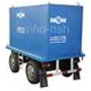 Best Sino-nsh insulation oil purifier plant oil purification plant wholesale