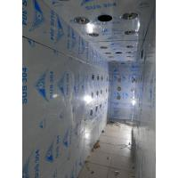 Class100 L Type Automatic Air Shower Tunnel For Biological Engineering
