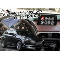 Best Android navigation video interface box for Mazda CX-9 CX9 12V DC power supply wholesale