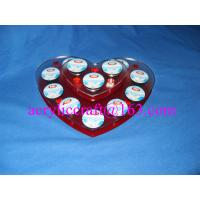 Best Heart shape acrylic coffee capsule holder wholesale