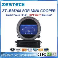 Best Touch screen car audio system for BMW MINI COOPER with DVD/GPS/Radio/3G/Visual 10 dics wholesale