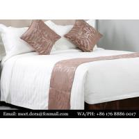 Best Luxury Hotel 5 Star Bed Linen 100% Cotton Sheet Quilted Double Duck Goose Down Duvet Set wholesale
