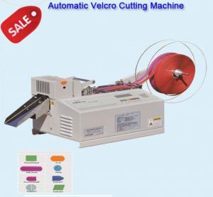 Best Professional hook&loop cutting machine /hook&loop Shape Cut wholesale