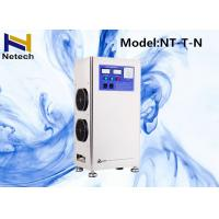 Best 10G/H Ozone Generator Water Purification / cleanion Built With Auto Air Dryer wholesale
