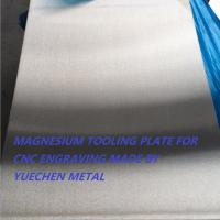 Best AZ31B-H24 magnesium alloy plate sheet for CNC, stamping, embossing, die sinking AZ31B-O magnesium CNC engraving plate wholesale