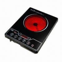 China Electric Stove with Plastic Housing and Ultra-thin Design, Compliant with CE Standards on sale