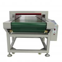 Cheap 50-60HZ Needle Inspection Machine 600*150mm For Garment Industry for sale