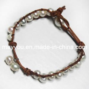 Best Fashion Jewelry-Freshwater Pearl Bracelet (B1005) wholesale