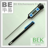Best 304 Stainless Steel Probe Food Service Waterproof Digital Thermometer wholesale