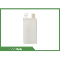 Buy cheap 0.5C Discharge 3.2V 20Ah 50%SOC Rechargeable Lifepo4 Battery from wholesalers