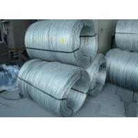 China Phosphatized High Carbon Spring  Wire , High Tensile Steel Wire Rod EN 10270 -1 on sale