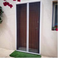 Best New style hot sale Invisible Plisse screen windows and doors for wholesale wholesale