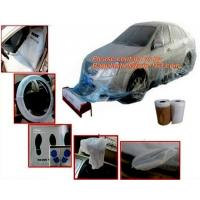 Reusable seat cover car seats Steering wheel cover foil Disposable car carpet cover Disposable seat cover on a roll Wing