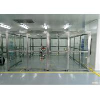 Best SUS 304 Frame Vertical PVC Softwall Clean Room wholesale