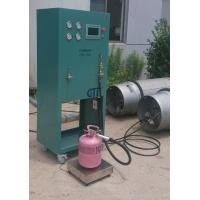 China R22 Replacement Refrigerants Reclaiming Equipment , R410 Refrigerant Recovery System on sale