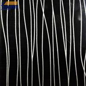 China Rigid PVC 3d Membrane Foil For Elegant Furniture , Modern Design on sale