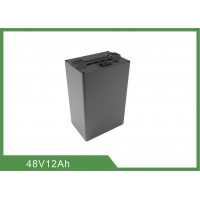 Best LFP-15S RS485 IP67 576KWh 48V 12Ah Ebike Lifepo4 Battery wholesale