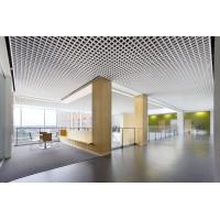 Best Environmental Aluminum Open Cell Ceiling ,  Suspended  Open Cell Ceiling Panels wholesale