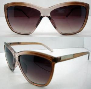 Best Sunny Day Big Lens Dark Glasses , Fashion Style Sun Glasses wholesale