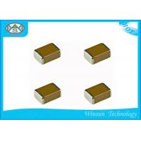 China High Voltage Multilayer Ceramic Capacitors 0603 - 2225 For Voltage Multipliers on sale