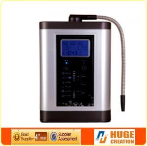 Best Industrial Alkaline Water Ionizer , Titanium Platinum Alloy Electrodes wholesale