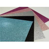 China Gift Wrapping Solid Double Sided Glitter Paper Art Paper For DIY And Notebook on sale