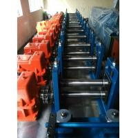 Best Gear Box Drive Rainwater Pipe Forming Machine 7 Rollers 0 - 70 mtr / min Speed wholesale