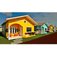 Best Professional Design Prefab Bungalow Homes Small Modern Modular Homes wholesale