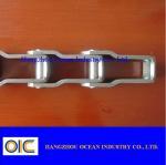 Best Assembled Transmission Spare Parts , Alloy Steel / Carbon Steel Conveyor Pintle Chain wholesale