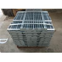 Best Customized Size Steel Stair Treads Grating Explosion Proof For Industry Floor wholesale