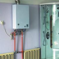 China Wall-mounted gas boiler (room heater) on sale