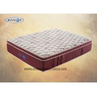 Best Comfortable 10 Inch Compressed Pillow Top Pocket Coil Mattress For Hotel wholesale