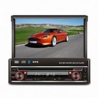 Best Manual Fold Down Panel 7-inch TFT Screen Car MP5 Player with USB/SD Card/iPod Slot wholesale