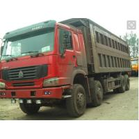 China HOWO A7 6X4 25 Ton Used Heavy Dumper Truck with  Dump Box on sale