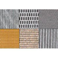China Stainless steel woven dutch wire mesh , heat resistance , Plain weave on sale