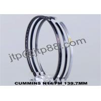 China 4089811 Diesel Engine Parts With Three Ring Piston Ring For CUMMINS N14 on sale