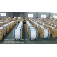 Best 5 16 Inch Galvanized Steel Wire Cable For Overhead Power Transmission Line wholesale